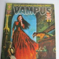 Cómics: VAMPUS (1971, IMDE / GARBO) 45 · V-1975 · LA MOMIA. Lote 197573022