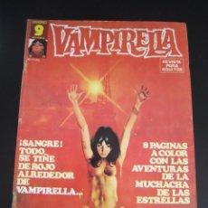 Cómics: VAMPIRELLA (1974, GARBO) 31 · VI-1977 · VAMPIRELLA. Lote 197599496