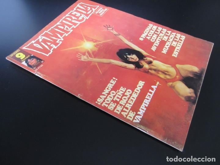 Cómics: VAMPIRELLA (1974, GARBO) 31 · VI-1977 · VAMPIRELLA - Foto 3 - 197599496