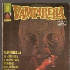 Cómics: VAMPIRELLA - VOL.1 - Nº 21 - VIII 1976 - GARBO EDITORIAL, S. A. -. Lote 197738586