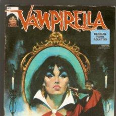 Cómics: VAMPIRELLA - VOL.1 - Nº 2 - ¡DRÁCULA AÚN VIVE! - I 1975 - GARBO EDITORIAL, S. A. -. Lote 197738951