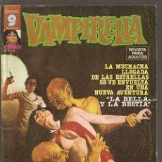 Fumetti: VAMPIRELLA - VOL.1 - Nº 38 - ULTIMO NUMERO MUY DIFICIL - II-1978 - GARBO EDITORIAL, S. A. -. Lote 197740021