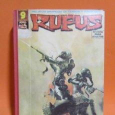 Cómics: RUFUS RETAPADO CONTIENE LOS N 34 - 35 - 27 - 41 - 37 - 48 EN BUEN ESTADO DE CONSERVACION. Lote 198194083