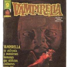 Fumetti: VAMPIRELLA. Nº 21. GARBO EDITORIAL(P/B3). Lote 198218657