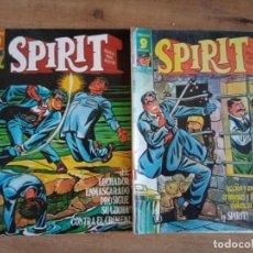 Cómics: SPIRIT Nº 20 Y 25. Lote 198878466
