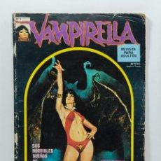 Fumetti: COMIC VAMPIRELLA Nº1 EDITORIAL GARBO - RELATOS GRAFICOS DE TERROR 1974. Lote 198916660
