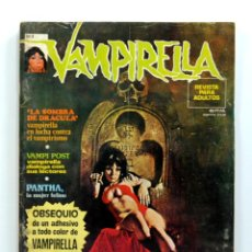 Fumetti: COMIC VAMPIRELLA Nº3 EDITORIAL GARBO - RELATOS GRAFICOS DE TERROR 1975. Lote 198916963