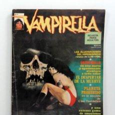 Fumetti: COMIC VAMPIRELLA Nº4 EDITORIAL GARBO - RELATOS GRAFICOS DE TERROR 1975 - COMIC PARA ADULTOS. Lote 198917222