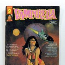 Fumetti: COMIC VAMPIRELLA Nº 14 EDITORIAL GARBO - RELATOS GRAFICOS DE TERROR 1975 - COMIC PARA ADULTOS. Lote 198917563