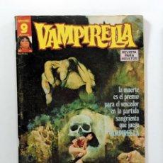 Fumetti: COMIC VAMPIRELLA Nº 15 EDITORIAL GARBO - RELATOS GRAFICOS DE TERROR - COMIC PARA ADULTOS. Lote 198917728