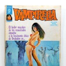 Fumetti: COMIC VAMPIRELLA Nº 16 EDITORIAL GARBO - RELATOS GRAFICOS DE TERROR - COMIC PARA ADULTOS. Lote 198917993