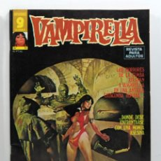 Cómics: COMIC VAMPIRELLA Nº 19 EDITORIAL GARBO - RELATOS GRAFICOS DE TERROR - COMIC PARA ADULTOS. Lote 235156355