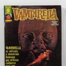 Fumetti: COMIC VAMPIRELLA Nº 21 EDITORIAL GARBO - RELATOS GRAFICOS DE TERROR - COMIC PARA ADULTOS. Lote 198920790