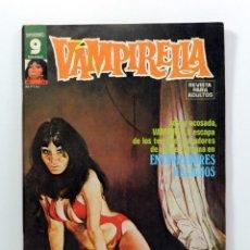 Fumetti: COMIC VAMPIRELLA Nº 22 EDITORIAL GARBO - RELATOS GRAFICOS DE TERROR - COMIC PARA ADULTOS. Lote 198921081