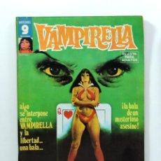 Fumetti: COMIC VAMPIRELLA Nº 24 EDITORIAL GARBO - RELATOS GRAFICOS DE TERROR - COMIC PARA ADULTOS. Lote 198921358