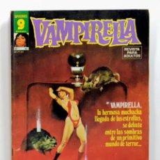 Fumetti: COMIC VAMPIRELLA Nº 25 EDITORIAL GARBO - RELATOS GRAFICOS DE TERROR - COMIC PARA ADULTOS. Lote 198921568