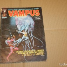 Fumetti: VAMPUS Nº 60, EDITORIAL GARBO. Lote 199187236