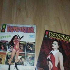 Comics: TOMO VAMPIRELLA EXTRA GARBO CON REGALO. Lote 201355871
