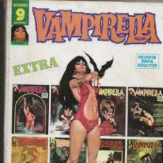 Cómics: VAMPIRELLA, EXTRA. Lote 201835448