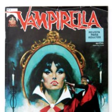 Comics: VAMPIRELLA Nº 2 - DRACULA AUN VIVE - GARBO - BUEN ESTADO. Lote 203246593