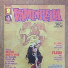 Cómics: VAMPIRELLA Nº 5. Lote 205119656