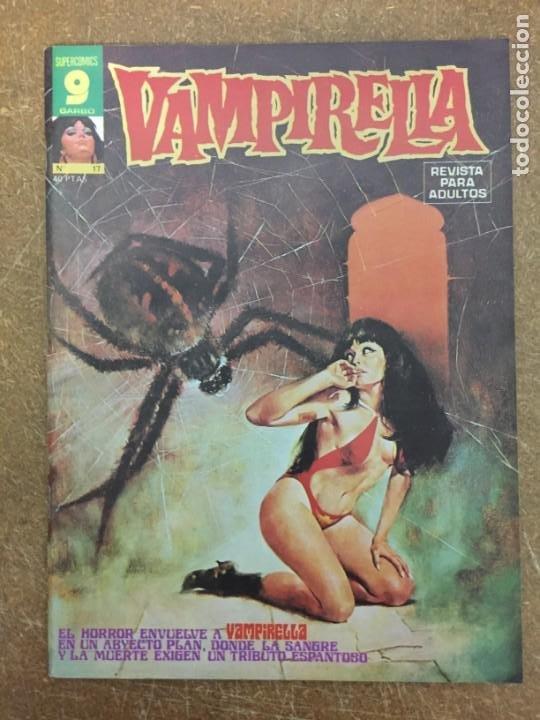 VAMPIRELLA Nº 17 (Tebeos y Comics - Garbo)