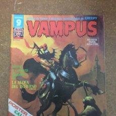 Cómics: VAMPUS Nº 52. Lote 205296470