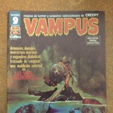 Cómics: VAMPUS Nº 55. Lote 205296938