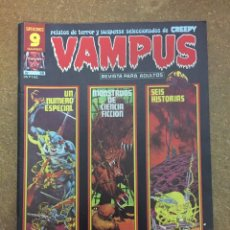 Cómics: VAMPUS Nº 68. Lote 205297398