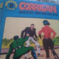 Cómics: CORRIGAN , NUMERO 12,SUPERCOMIC GARBO,. Lote 207039853