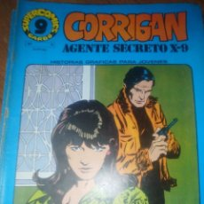 Cómics: CORRIGAN , NUMERO 9 ,SUPERCOMIC GARBO, 1973. Lote 207040151