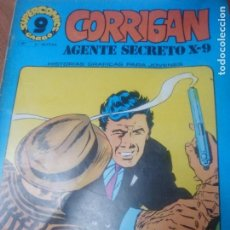 Cómics: CORRIGAN , NUMERO 6,SUPERCOMIC GARBO, 1973. Lote 207040257