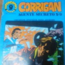Cómics: CORRIGAN , NUMERO 21,SUPERCOMIC GARBO, 1973. Lote 207040301