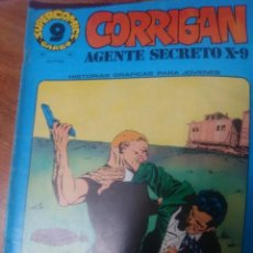Cómics: CORRIGAN , NUMERO18,SUPERCOMIC GARBO, 1973. Lote 207040322