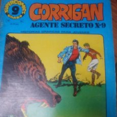 Cómics: CORRIGAN , NUMERO 24, SUPERCOMIC GARBO, 1973. Lote 207040347