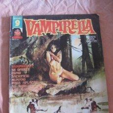 Cómics: VAMPIRELLA Nº 12. EDITORIAL GARBO. 1975.. Lote 208158446