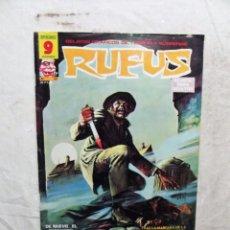 Cómics: RUFUS Nº 26 GARBO. Lote 208297330