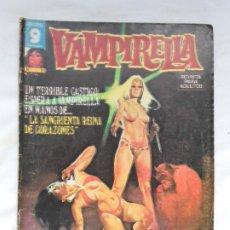 Cómics: VAMPIRELLA Nº 33, EDITORIAL GARBO. Lote 210151842