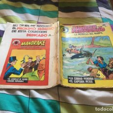 Cómics: JORGE Y FERNANDO / LA PATRULLA DEL MARFIL Nº1 - GARBO 1973. Lote 210587870