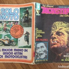 Cómics: FAMOSOS MONSTERS DEL CINE 9 - GARBO EDITORIAL - DIFICILISIMO. Lote 210732511