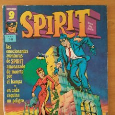 Cómics: SPIRIT. Nº 2. SUPERCOMICS GARBO. WILL EISNER.. Lote 211527807