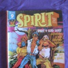 Cómics: SPIRIT Nº 13. SUPERCOMICS GARBO. GARBO EDITORIAL 1973.. Lote 213011500