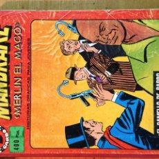Cómics: MANDRAKE - MERLIN EL MAGO - RETAPADO VARIOS NÚMEROS - GARBO EDITORIAL. Lote 214219117