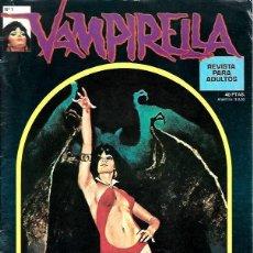 Cómics: VAMPIRELLA Nº 1, BUEN ESTADO. Lote 220669731