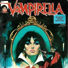 Cómics: VAMPIRELLA Nº 2,. Lote 220669933