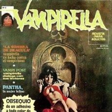 Cómics: VAMPIRELLA Nº 3. Lote 220669993