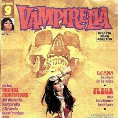 Cómics: VAMPIRELLA Nº 5. Lote 220670063
