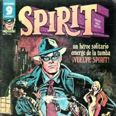 Cómics: SPIRIT Nº 1. Lote 220670276