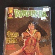 Cómics: GARBO VAMPIRELLA NUMERO 20 NORMAL ESTADO. Lote 222234881