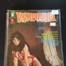 Cómics: GARBO VAMPIRELLA NUMERO 22 NORMAL ESTADO. Lote 222234901